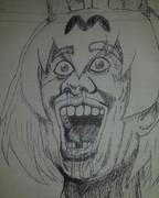 サーバルちゃんを描いてみました