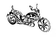 トライバル バイク