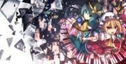 【例大祭14】東方幻鍵音3 -END OF ILLUSION-