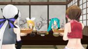 夕食会:グループ3 ①