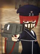 【MMD-OMF7】マックスのマスク