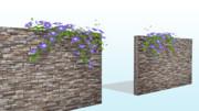 【MMD-OMF7】クレマチスの壁