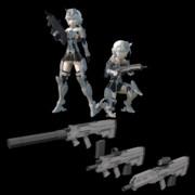 [MMD]M.S.Gアサルトライフル2