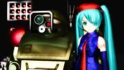 レッドショルダー【MMD】