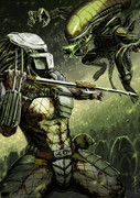 Predator vs Alien