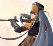 軍服の姫君
