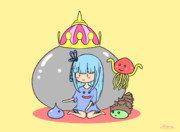 葵ちゃんとドラクエの日