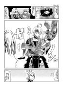 東方壱枚漫画録68「力仕事」