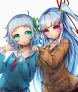 モリ子&亜香里