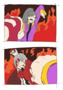 見よ!京都は紅く燃えているぅぅぅぅぅ!!!