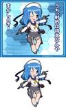 陽炎型駆逐艦11番艦 浦風