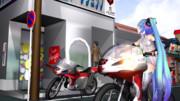 新旧の新サイクロン【MMD】