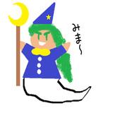 生まれて初めての東方手書き絵!