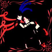 【東方MMDクロスオーバー祭2】赤と黒