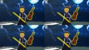 ルナサの表情と対応セリフの模索B