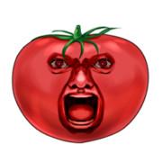 人面トマト