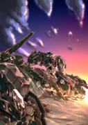 クォ・ヴァディス 2  惑星強襲オヴァンレイ