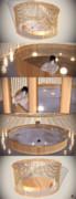 和風お風呂ステージ