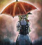 雨の日のSZ姉貴