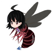 スズメバチMIMI姉貴