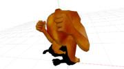 踊るターキー_腕ver1.0