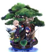 鎮守の樹海