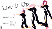 Live It Up 3人用カメラ配布