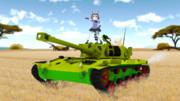 【MMDモデル配布あり】AMX JPR bis バージョン2.02