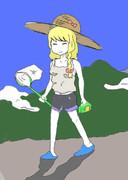 SZ姉貴の夏休み