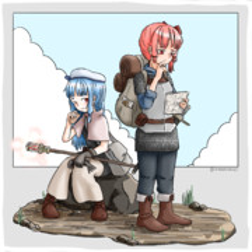 剣と魔法と琴葉姉妹