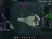 銀河帝国 駆逐艦