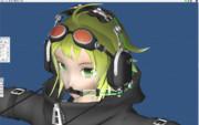 Gumin軍事用headset