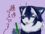 三徹タイリクオオカミさん