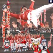 祝‼広島東洋カープ37年振りのリーグ連覇達成おめでとう\(^o^)/