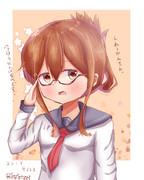 真面目秘書電ちゃん!