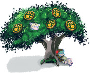 ジャパリコインのなる木