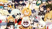 みんなで祝う誕生日