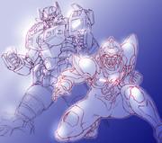 電光超人グリッドマン(2)