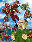【中華ガンダム】これで中国は100年戦える!