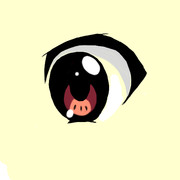 京アニの目2