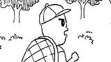 ギャグマンガ日和傑作選 【第35回】兎と亀