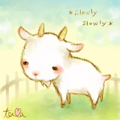 やぎ / *たま* さんのイラスト ... : 羊 可愛い イラスト : イラスト