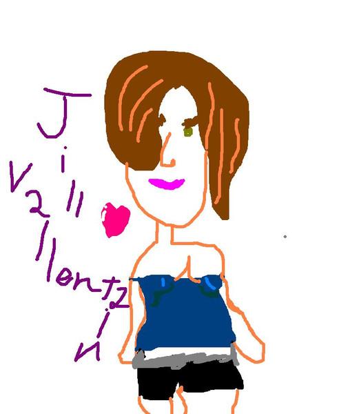 ジル・バレンタインの画像 p1_20