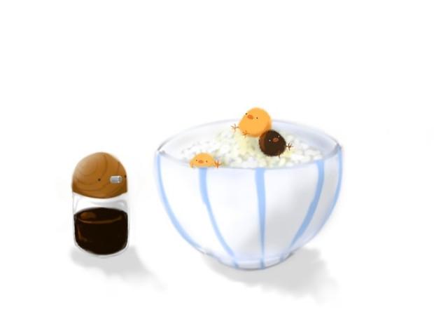 卵かけご飯の画像 p1_25