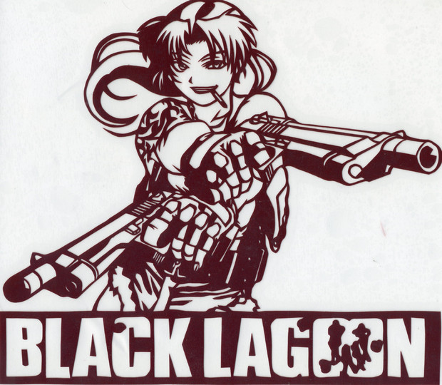 BLACK LAGOONの画像 p1_11