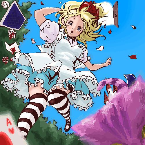 不思議の国のアリスの画像 p1_8
