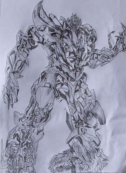 メガトロン (トランスフォーマー)の画像 p1_20