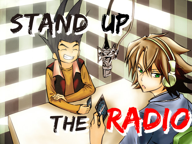 STAND UP THE RADIO STAND UP THE RADIO / すろね子 さんの
