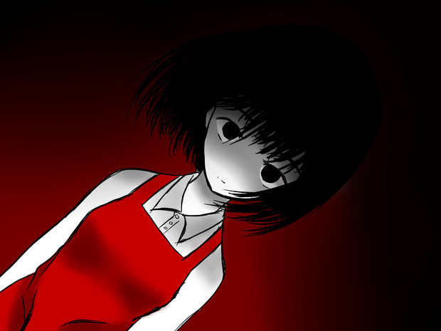 ヤンデレ風味の花子さん / 生き物狂い さんのイラスト - ニコニコ静画 (イラスト)