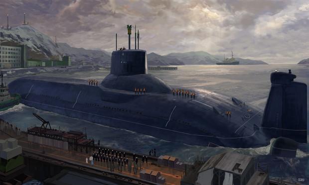 レッドオクトーバー出航 レッドオクトーバー出航 投稿者:らぽた さん 長年のテーマ潜水艦・・・.